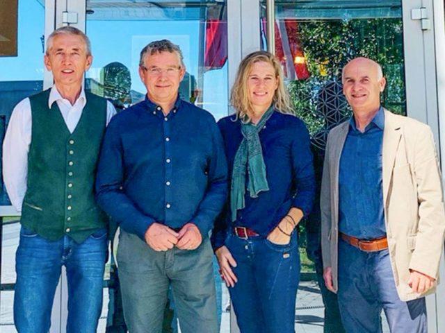 Heizung und Sanitär Knott zu Gast bei KWB Biomasse in Österreich